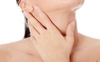 Болит горло сел голос как лечить