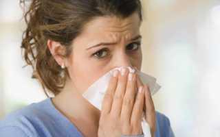 Как лечить вазомоторный насморк