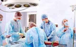 Рак легких операция последствия