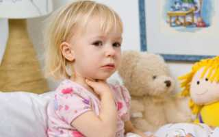 Детские леденцы от горла