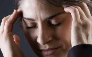Головная боль синусит