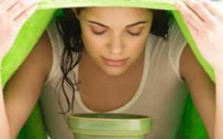 Ингаляция при насморке для беременных