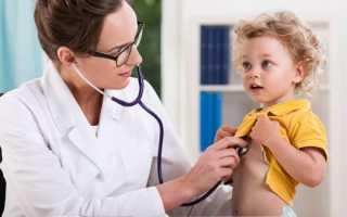 У ребенка воспаленные лимфоузлы на шее