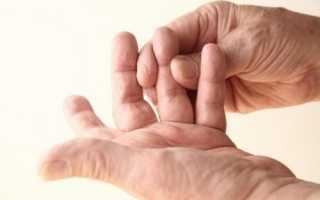 Лекарство от онемения рук и ног