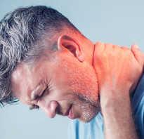 Остеохондроз шейно грудной лечение