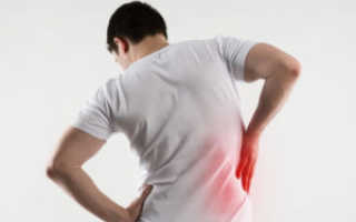 Болит спина пневмония
