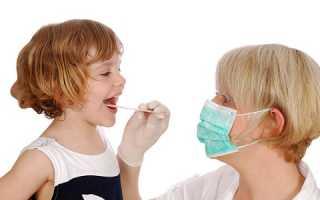Заложен нос после аденотомии