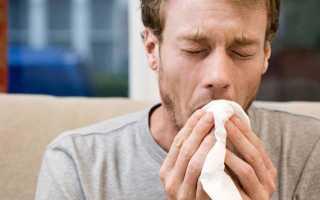 Сколько может длиться остаточный кашель