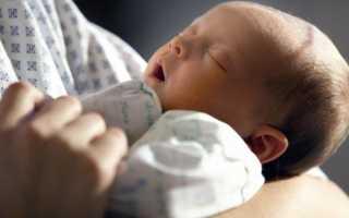 Ребенку 4 месяца бронхит