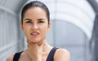 Болит и першит горло чем лечить