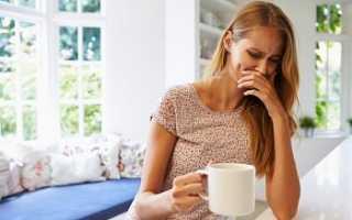 Простуда в первом триместре беременности лечение