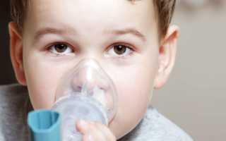 После болезни сухой кашель у ребенка