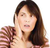 Воспаление уха симптомы