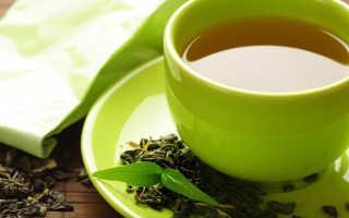Почему от зеленого чая болит голова