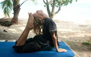 После перелома позвоночника йога