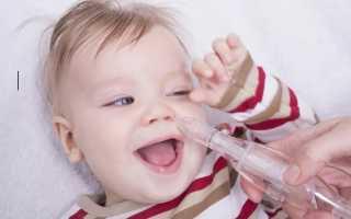 Лечение затяжного насморка у детей народными средствами