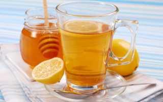 Мед из лимона рецепт