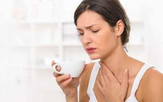 Причины боли в горле без температуры