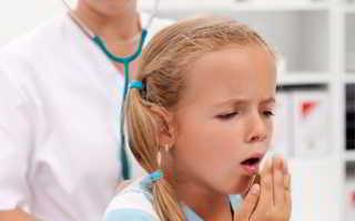 Симптомы рака легких у детей