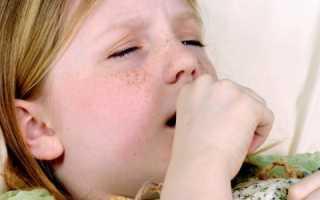 Чем лечить удушающий кашель у ребенка