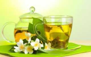 Влияние зеленого чая на печень