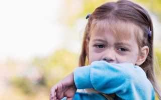 У ребенка постоянный влажный кашель