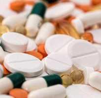 Таблетированные антибиотики