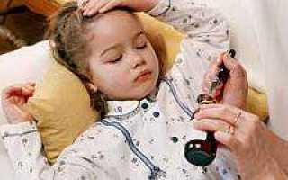 Когда надо пить антибиотики при простуде
