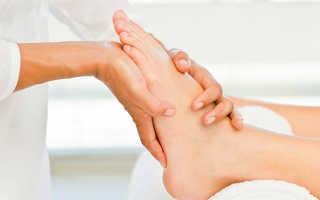 Болит сустав пальца на ноге