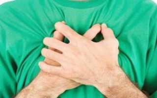 Почему болит в грудине и трудно дышать