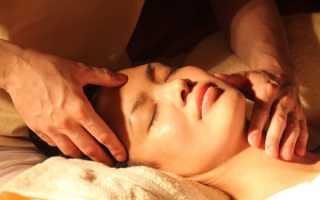 Уроки точечного массажа