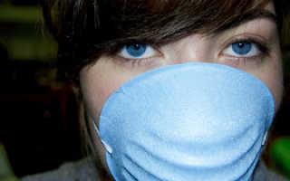 Проявление свиного гриппа