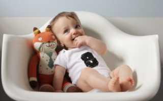 Кашель у 8 месячного ребенка чем лечить