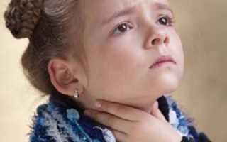 Мирамистин при больном горле
