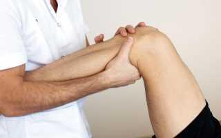 При ходьбе клинит коленный сустав