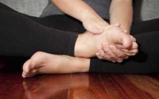 Боль и онемение в ноге