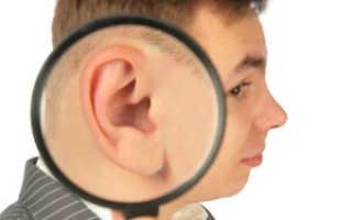 Обезболивающие ушные капли