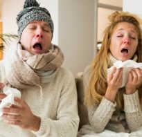 Как лечить насморк в домашних
