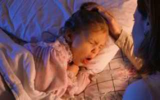 Комаровский о сухом кашле у детей
