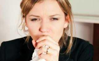 Как вылечиться от кашля за 1 день