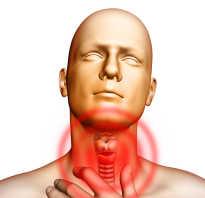 Почему болит шея спереди