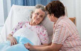 Пневмония у лежачего больного прогноз