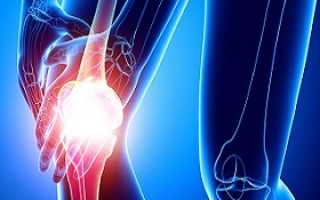 Растяжение в коленном суставе симптомы