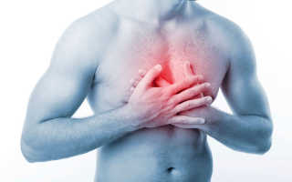 Боли в грудной области