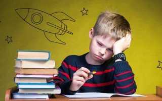 Упадок сил после болезни у ребенка