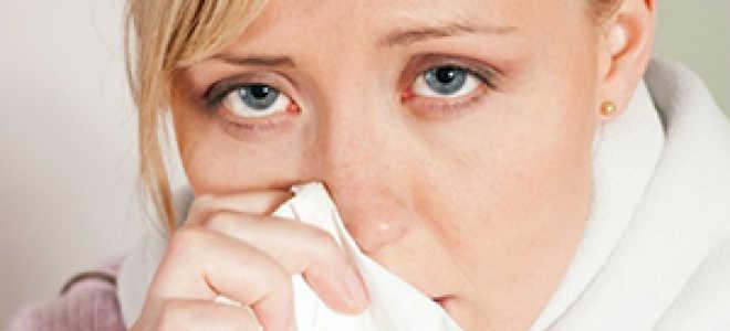 Температура кашель боль в горле насморк