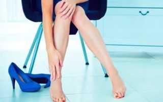 Остеохондроз ног симптомы