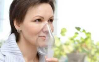 После ингаляций с лазолваном кашель усилился