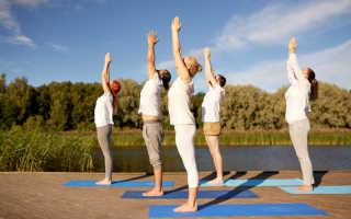 Гимнастика для позвоночника йога