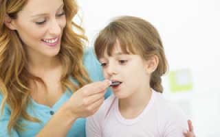 У ребенка сухой кашель без температуры